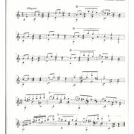 Chopin Waltz in Am (Romantic Waltzes) Sheet Music