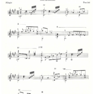 Puccini – Musetta's Waltz (Arias – Operatic Melodies) Sheet Music