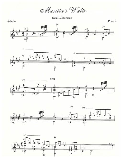 Puccini - Musetta's Waltz copy